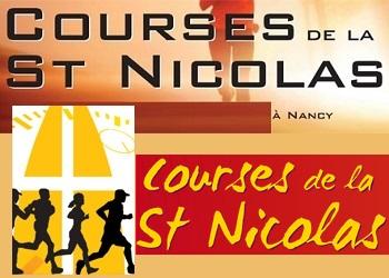 Courses de la Saint-Nicolas : 10 km à Nancy (Meurthe et Moselle)
