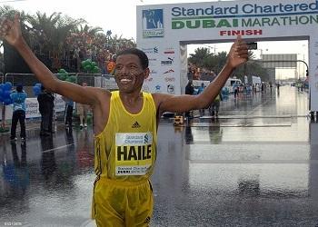 Photo de Résultats du marathon de Dubaï 2009 : Gebrselassie bis repetita!