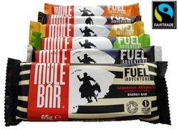 Mule bar, barres énergétiques éthiques