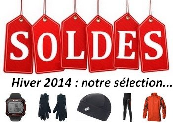 Soldes running hiver 2014