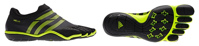 Adipure, la chaussure barefoot minimaliste d'Adidas