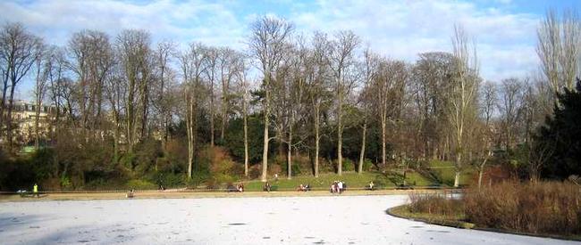 Courir à Paris : de Bastille au lac Daumesnil du Bois de Vincennes