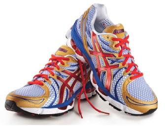 L'Asics Gel Nimbus officielle du Marathon de Paris 2012