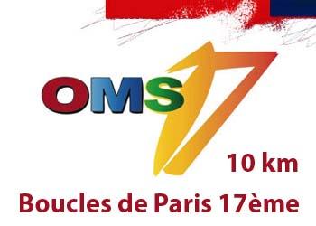 Boucles du 17ème arr de Paris