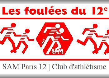 Foulées Paris 12ème