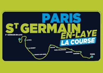 Paris Saint Germain, la course de 20 km