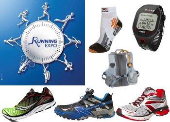 Produits repérés à la Running Expo 2012