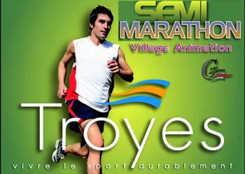Semi-marathon de Troyes