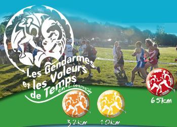 Photo de Gendarmes et Voleurs de Temps 2021, Ambazac (Haute Vienne)