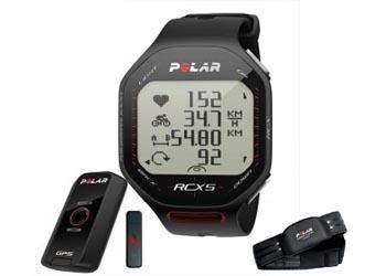Test de la montre Cardio GPS Polar RCX5