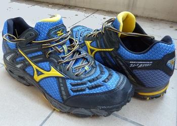 Test des Mizuno Wave Cabrakan 3, chaussures de trail