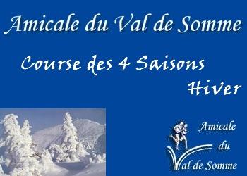 Course des 4 saisons d'Amiens, hiver