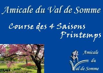 Course des 4 saisons d'Amiens, printemps