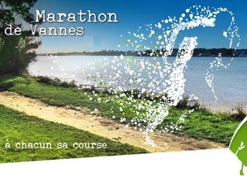 Marathon de Vannes et Foulées du Golfe