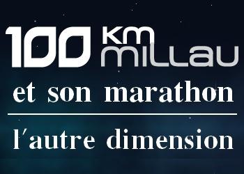 Marathon et 100km de Millau
