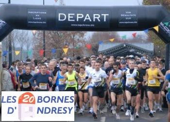 Semi-marathon des 20 bornes d'Andresy