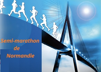 Semi-marathon de Normandie et 10km
