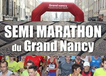 Semi-marathon du Grand Nancy