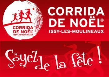 Corrida de Noël d'Issy-les-Moulineaux