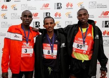 Résultats et classement du semi-marathon de Boulogne-Billancourt 2012