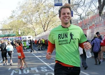 Marathon NY 2012 annulé : contre-courses et actions humanitaires