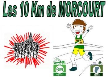 Les 10km de Morcourt, en Picardie