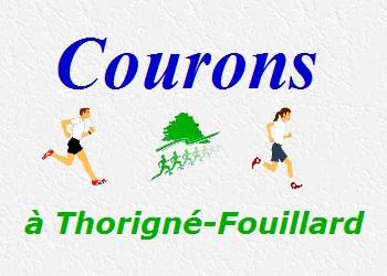 Courons à Thorigné Fouillard