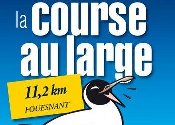 La course au large de Fouesnant, en Bretagne