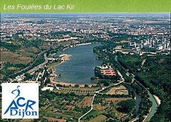 Foulées du lac Kir de Dijon
