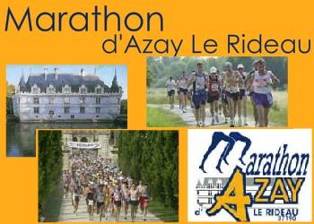 Marathon d'Azay le Rideau