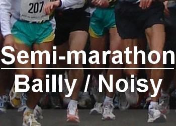 Semi-marathon Bailly Noisy