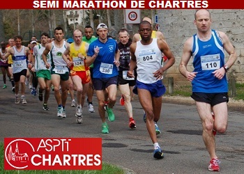 5 km et Semi-marathon de Chartres
