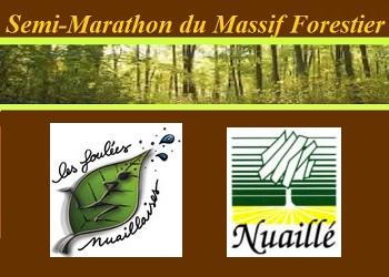 8 km et Semi-marathon du Massif Forestier de Nuaillé