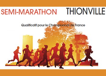 Photo de 10km et semi de Thionville 2021 (Moselle)