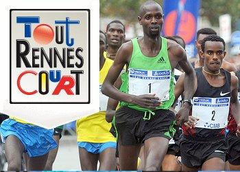 10 km et semi-marathon Tout Rennes Court
