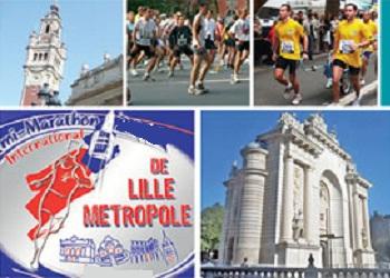Semi-marathon et 10 km de Lille Métropole