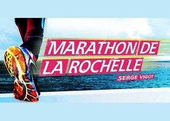 Marathon de la Rochelle et 10km