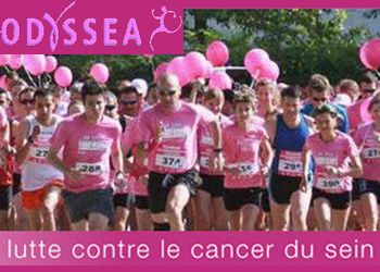 Odyssea, courses contre le cancer du sein