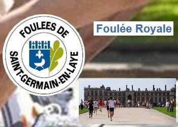 Foulée Royale de St Germain en Laye