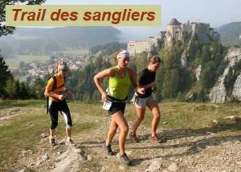 Trail des sangliers de Pontarlier