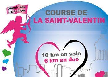 Course de la Saint-Valentin, Paris 19ème