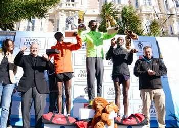 Résultats et classement du marathon des Alpes Maritimes Nice Cannes 2013