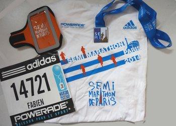Résultats et classement du semi-marathon de Paris 2014