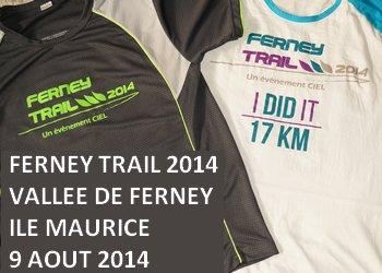 Ferney Trail 2014