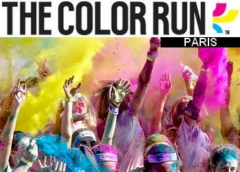 La Color Run Paris