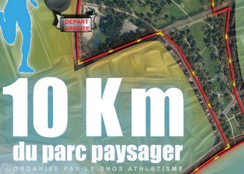Photo de 10 km du Parc paysager 2021, Saint Nazaire (Loire Atlantique)