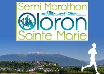 10 km et Semi-marathon d'Oloron Sainte Marie
