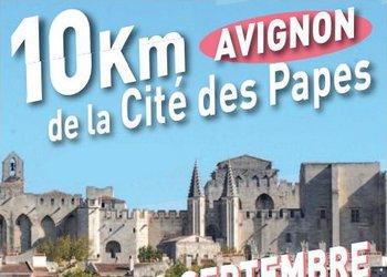 10 km de la Cité des Papes