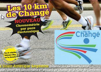 Photo de 10 km de Changé 2021 (Sarthe)
