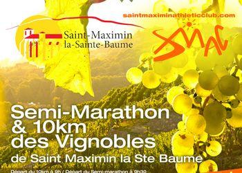 10 km et semi des Vignobles